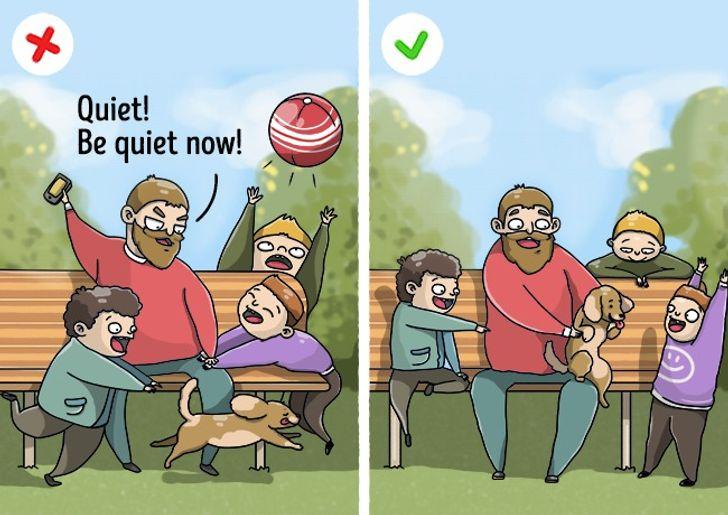 Gjërat që kurrë nuk duhet t'jua ndaloni fëmijëve!