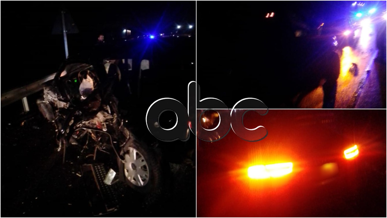 Përplasen tre automjete në Fushë Krujë: Humb jetën 46-vjeçari, dy të lënduar e dy në pranga