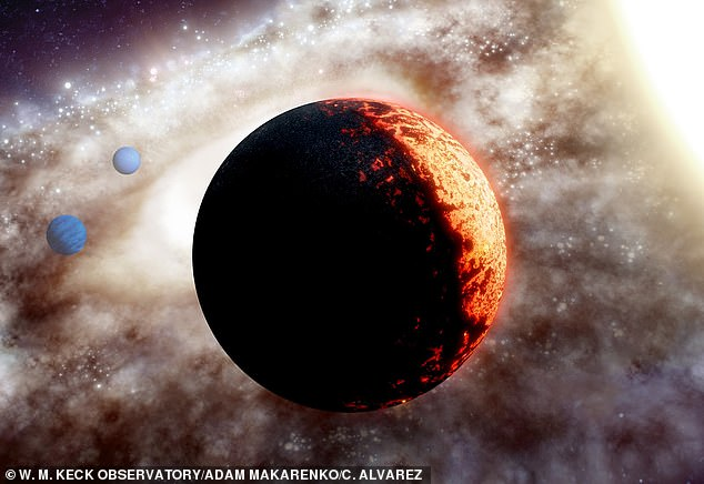 """Shkencëtarët pikasin """"super-Tokën"""", zbulojnë detaje nga planeti i pazakontë"""