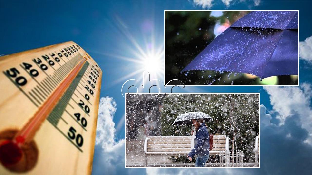 Diell, rrebeshe shiu dhe debore: Shqiptaret do të përjetojnë gjithçka vetëm brenda 72 orëve
