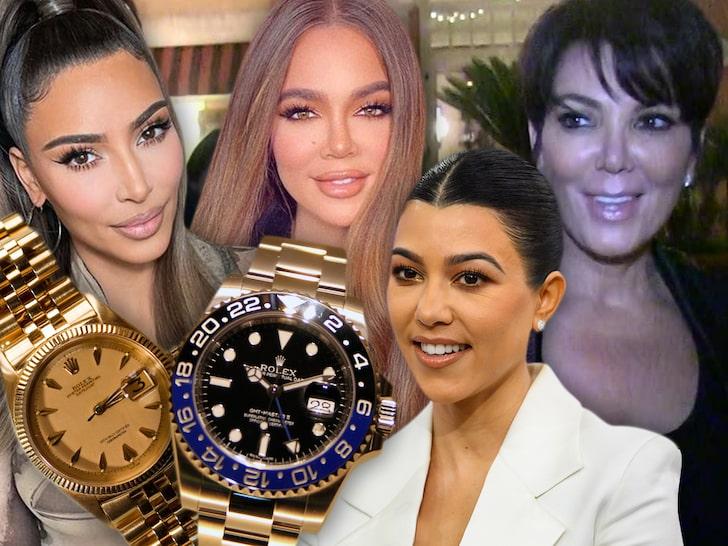 """Pas përfundimit të """"KUWTK"""", familja Kardashian i bën stafit dhuratën e çmendur"""