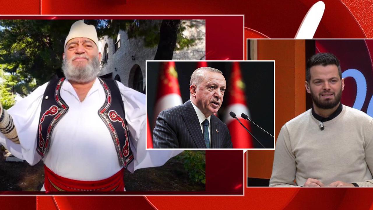 Kënga për Erdogan, Rrokaj: I këndoj kujt të dua! Pret takim me presidentin Turk?