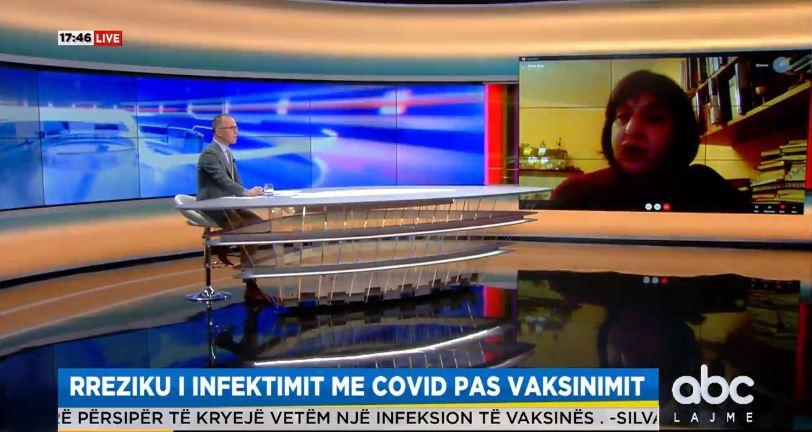 Silva Bino: Ata që kanë kaluar COVID, duhet të vaksinohen! Afati që përjashtohet