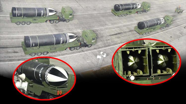 """FOTO/ """"Arma më e fuqishme në botë"""", bota e kërcënuar nga raketa gjigante"""