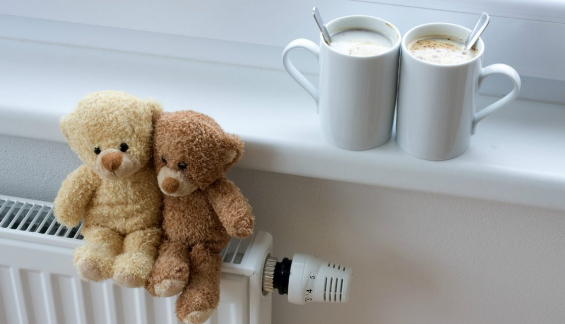 Tre mënyra efektive për të ngrohur shpejt një dhomë