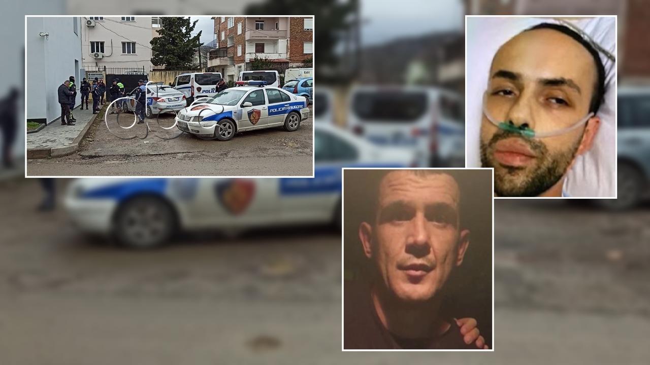 """Babait të tij iu bë atentat, del para gjykatës Arjan Lika! Policia """"blindon Kurbinin"""