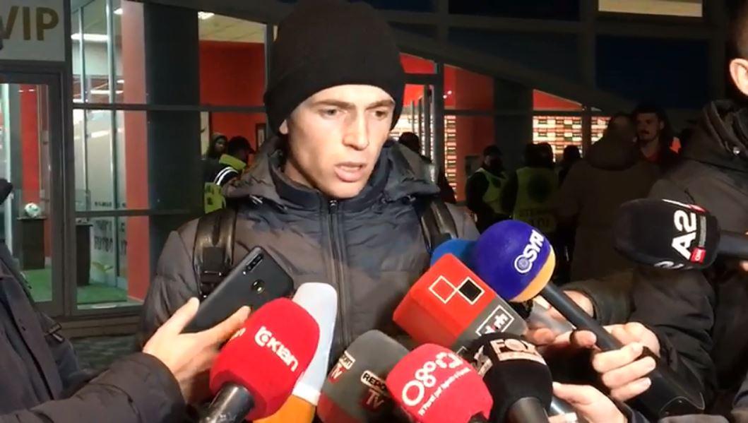 Asani: As Vllazninë s'e kemi problem po bëmë atë që duhet! Batha e meritoi kartonin