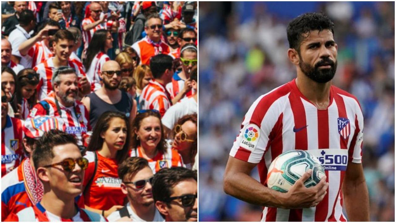 Zyrtare/ Atletico godet në merkato, prezanton zëvendësuesin e Diego Costa