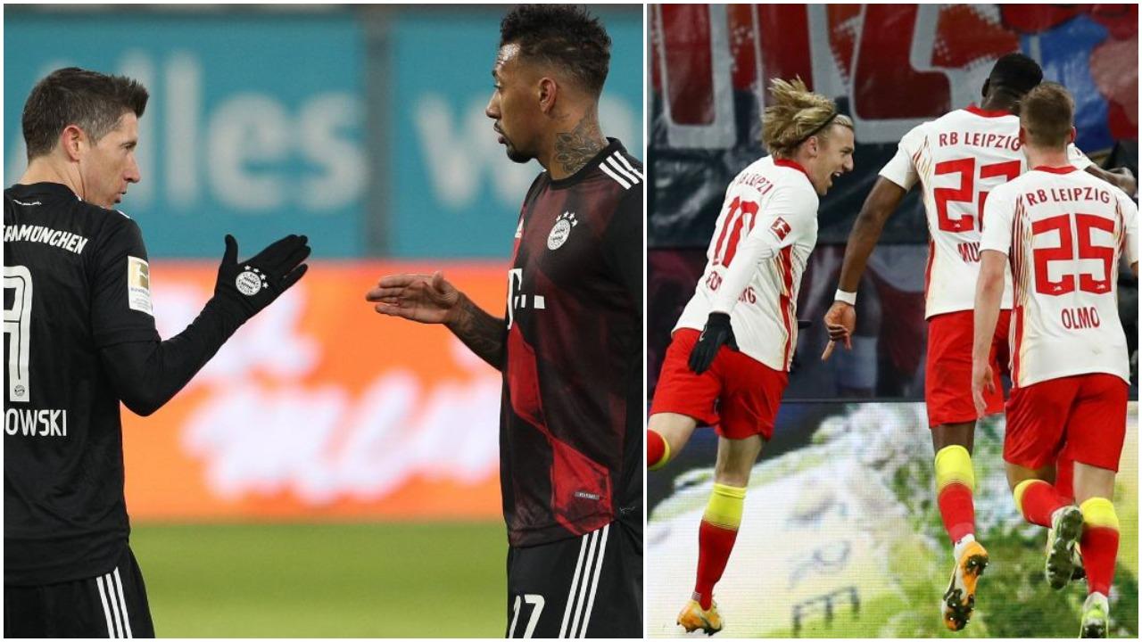 VIDEO/ Bayerni triumfon me fat në derbi, Leipzig e ndjek hap pas hapi