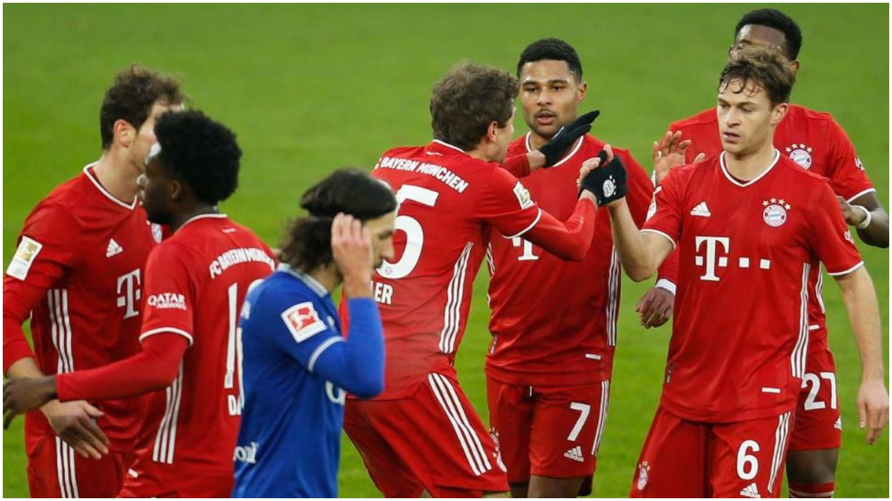 """VIDEO/ Aspak mëshirë për Schalke 04, Bayerni triumfon me """"poker"""""""