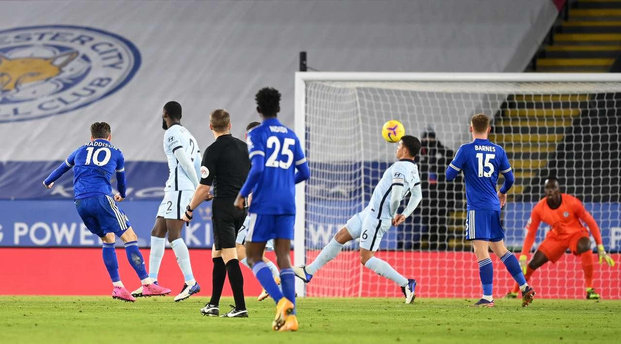 VIDEO/ Leicester i pandalshëm, mund Chelsean dhe merr kreun
