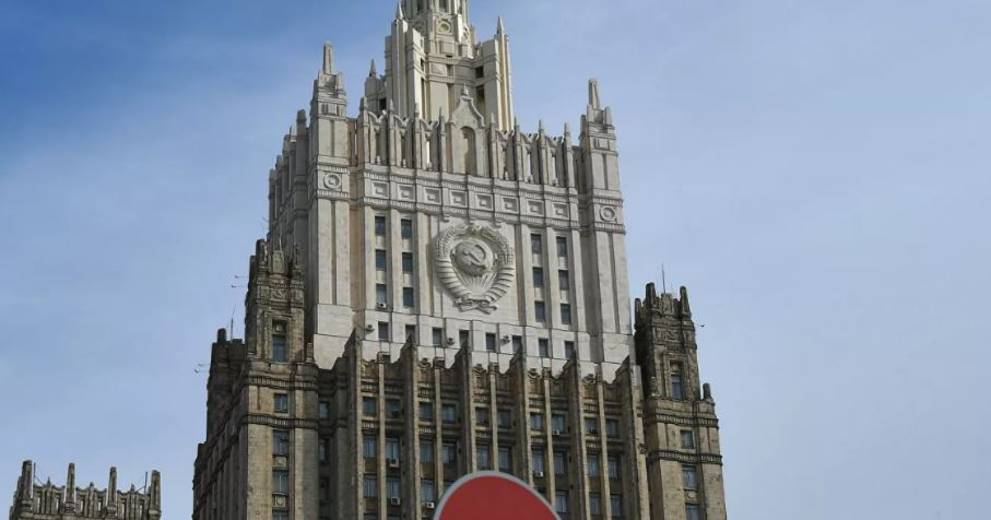 Russia to retaliate over diplomat expelled from Albania:
