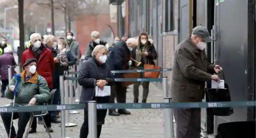 Shifra rekord në Gjermani, Merkel paralajmëron javë më të vështira