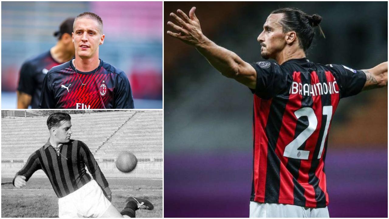 Mbrojtësi i Milanit drejt Parmës, Ibrahimovic në historinë e kuqezinjve