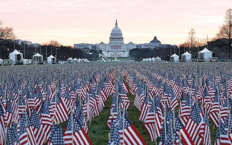 Inagurim në kushte pandemi, Uashingtoni bëhet gati për presidentin e ri