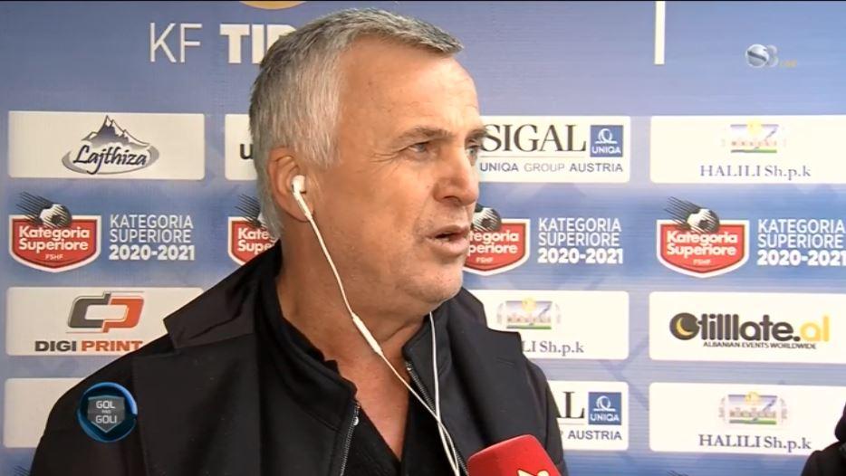 """""""Humbje e rëndë"""", Halili: Arsyen e ikjes ta thotë Dede, s'marr trajner opinionist"""