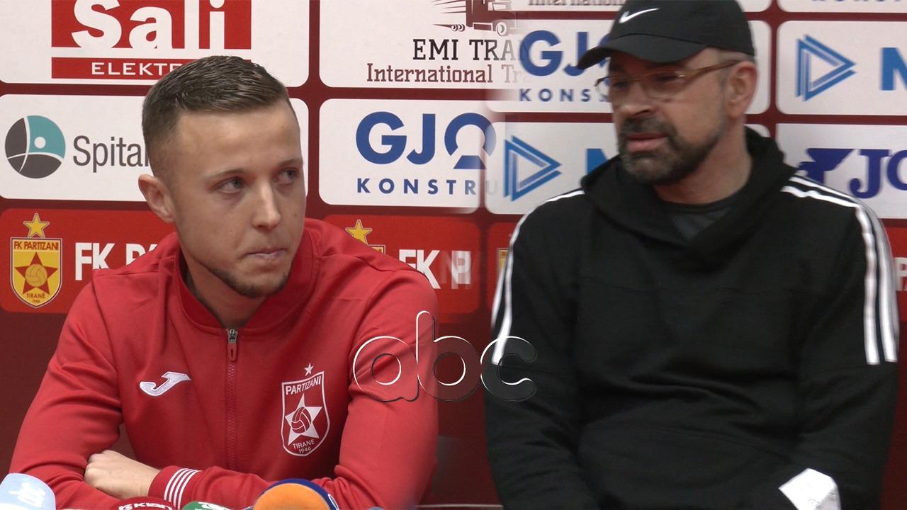 """""""Korrigjojeni Valentinon, Partizani më i madhi"""", Olsi Rama ngacmon me batuta"""