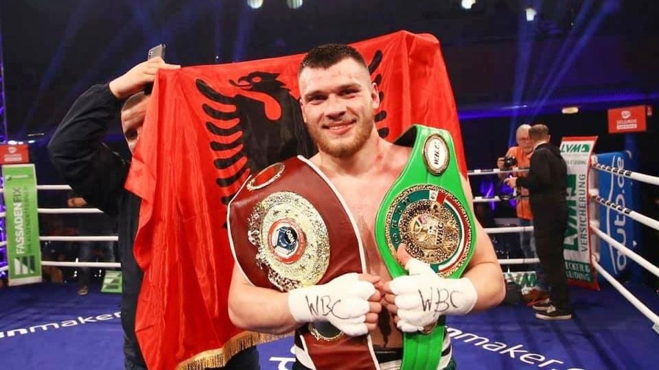 Një lezhjan në garë për boksierin e vitit në Gjermani