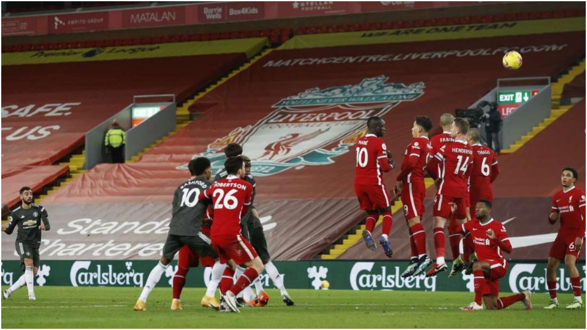 Rekord i ri shikueshmërie, Liverpool-United në historinë e Premier League