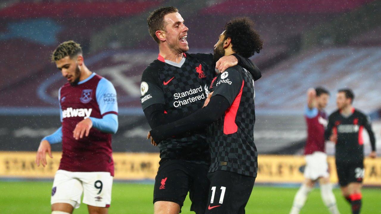 """VIDEO/ Liverpool është rikthyer, """"Çekiçët"""" dorëzohen para Salah"""
