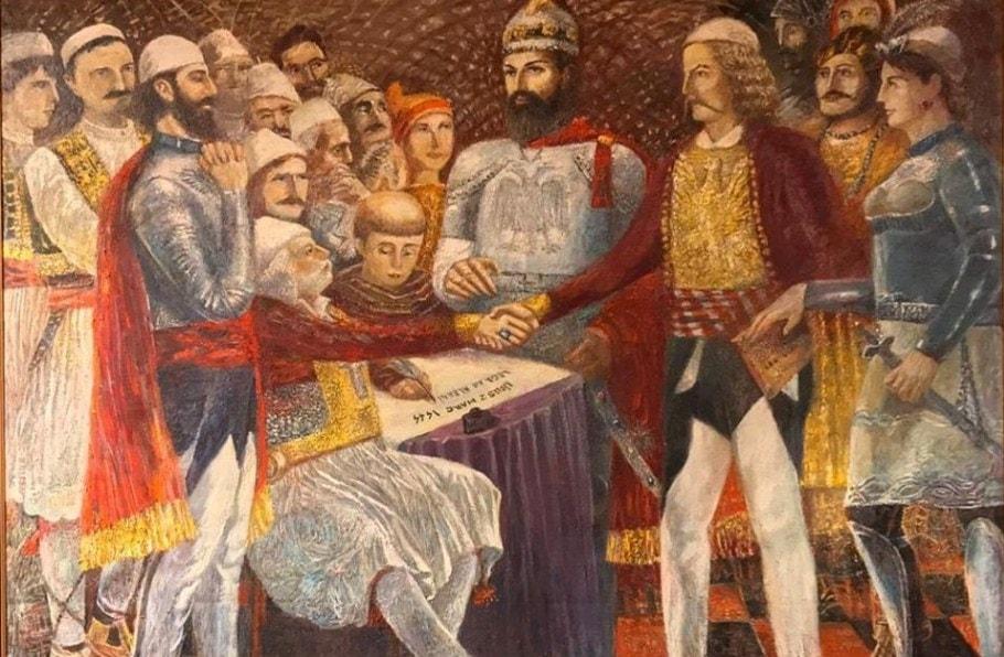 Meta: Skënderbeu, ylli polar i kombit tonë, diti të na unifikojë