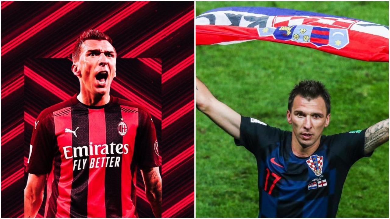 """""""Çfarë goditje me Mandzukic! Bravo Milan, ke marrë një futbollist të madh"""""""
