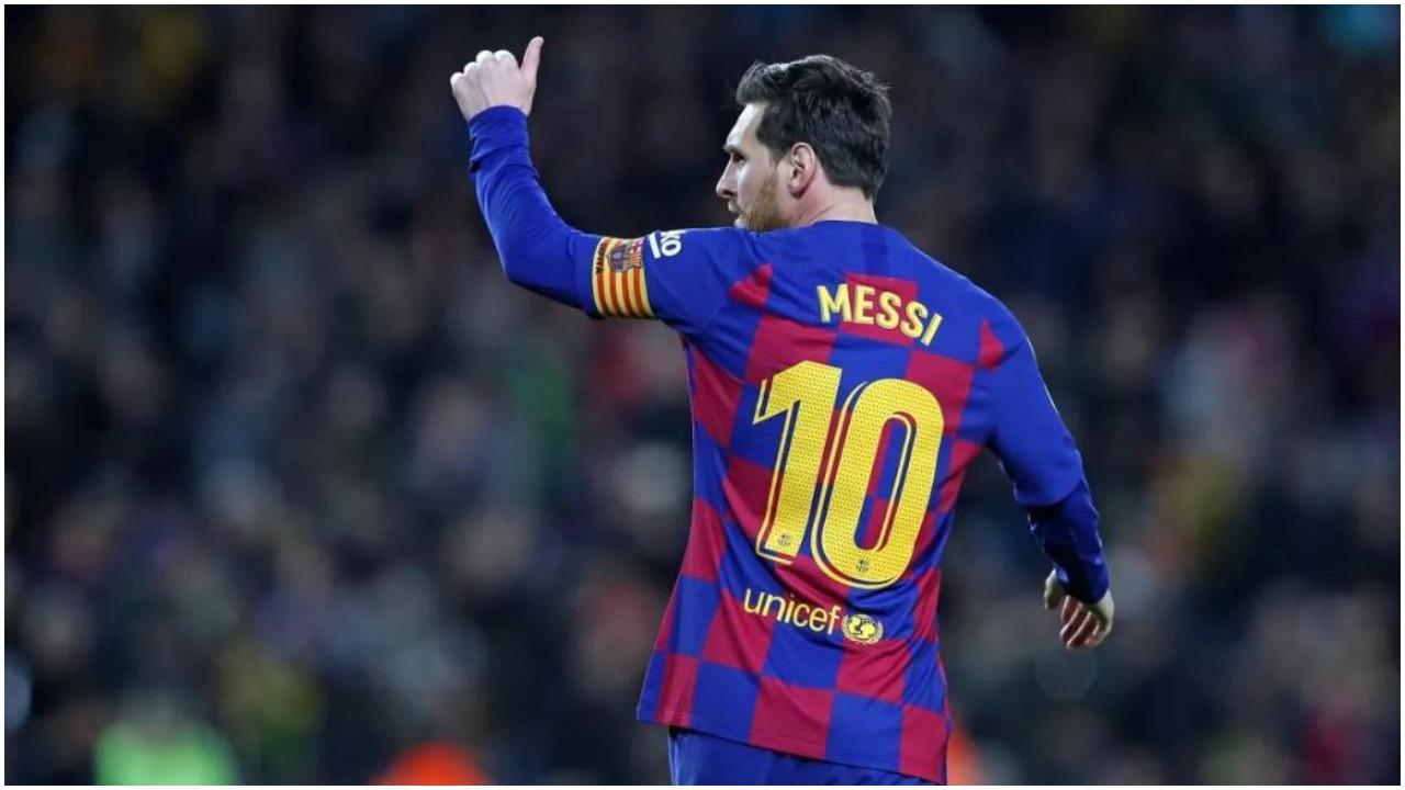 """VIDEO/ Leo Messi dhuron """"magjinë"""" e radhës, Barcelona në avantazh"""