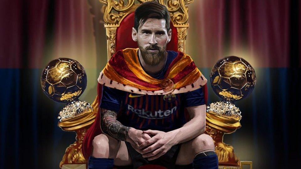 """Shifrat: Messi """"mbreti"""" i 10 viteve të fundit, CR7 veç një herë në fron"""