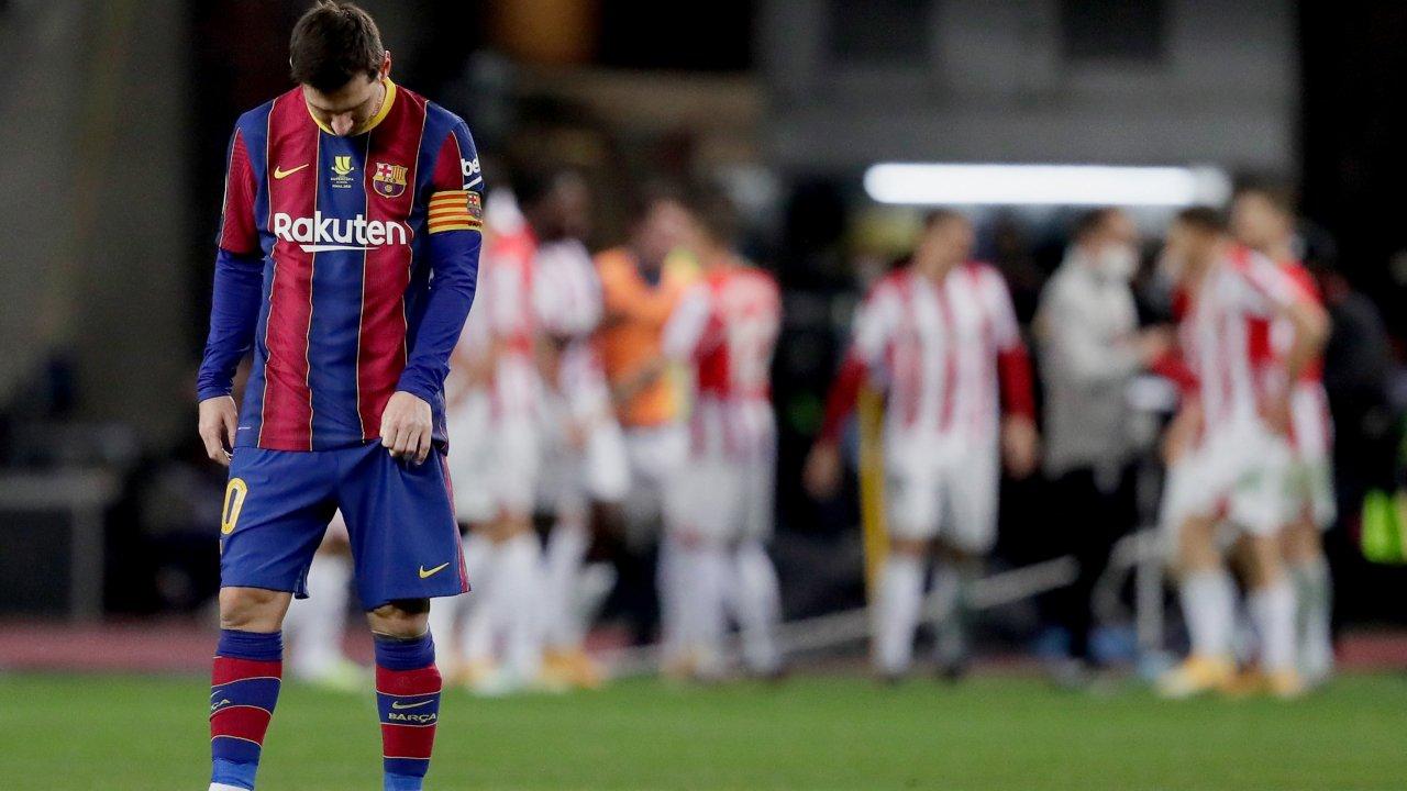 VIDEO/ Superkupa e Bilbaos, perla e Williams thyen Barçën. Messi lajthit në fund