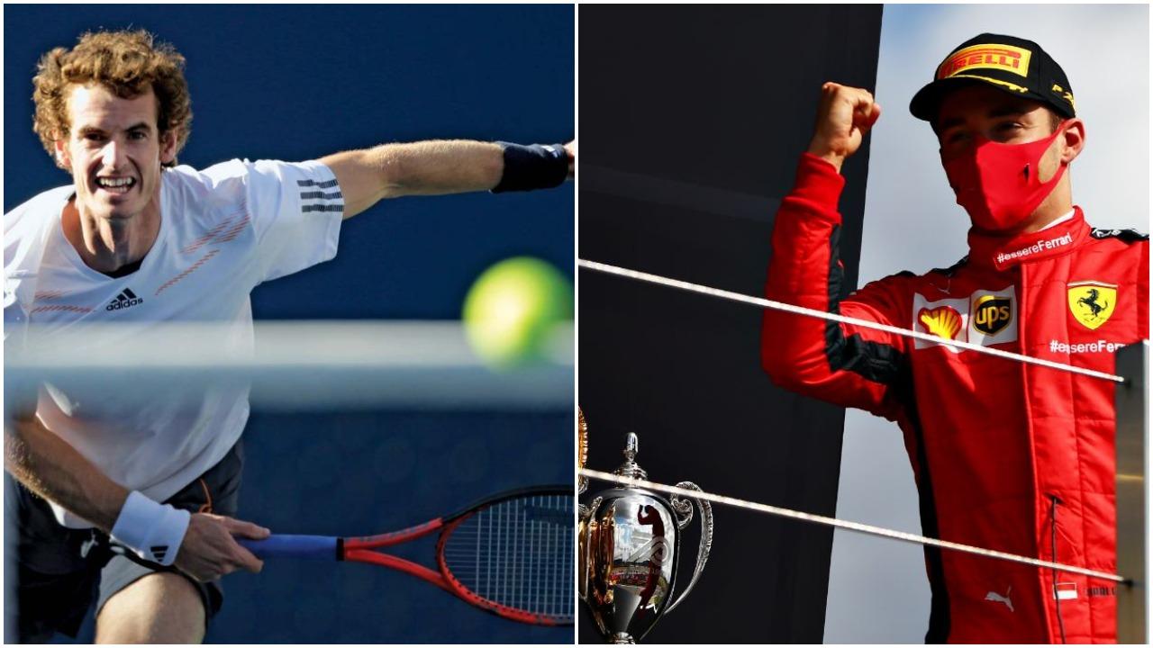 Covid-19 kudo: Infektohet piloti i Ferrarit, pozitiv edhe Andy Murray