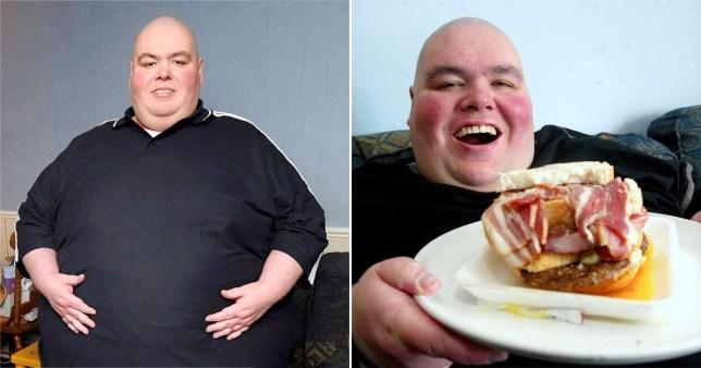Ndërron jetë njeriu më i shëndoshë i Anglisë, peshonte 412 kg