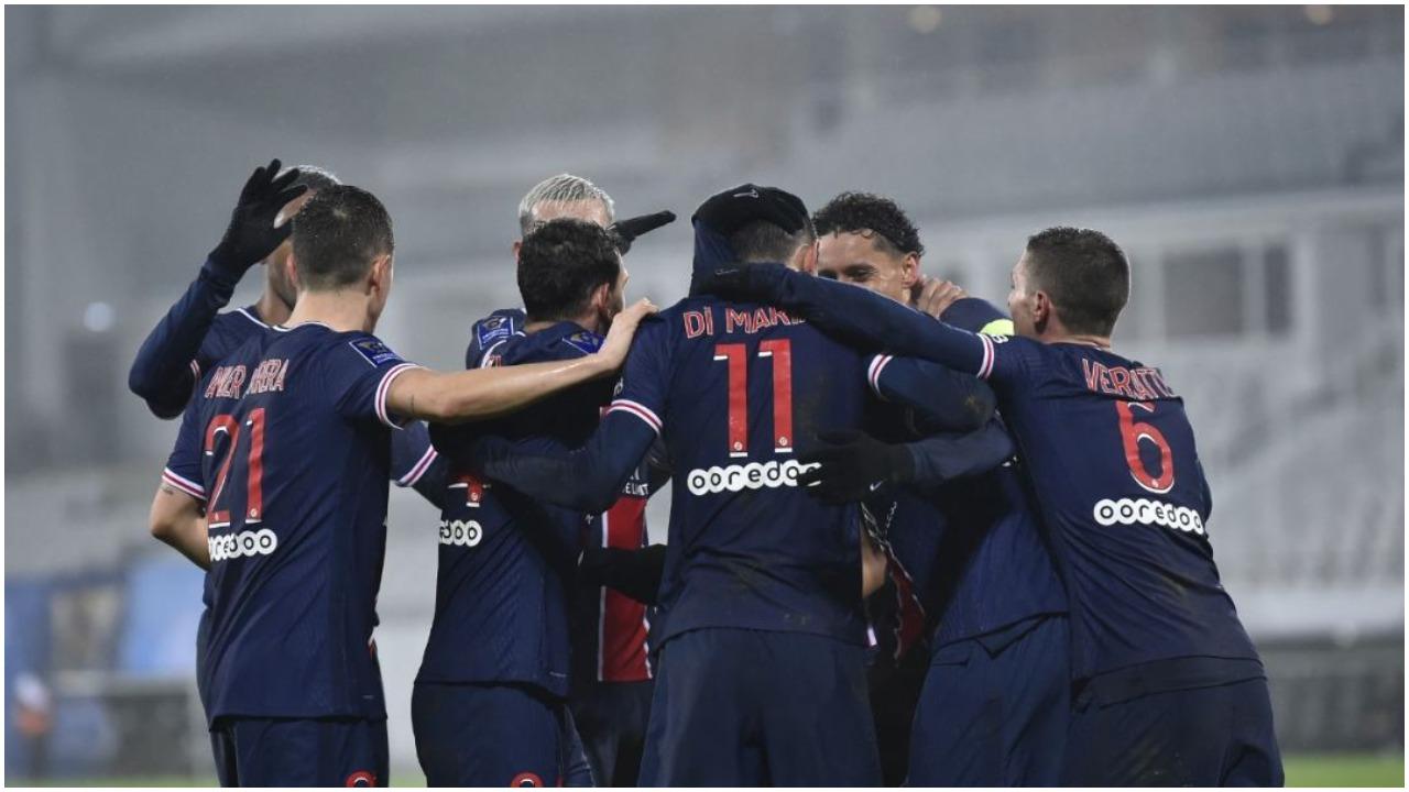 VIDEO/ PSG thyen Marseille, Superkupa për herë të dhjetë në kryeqytet