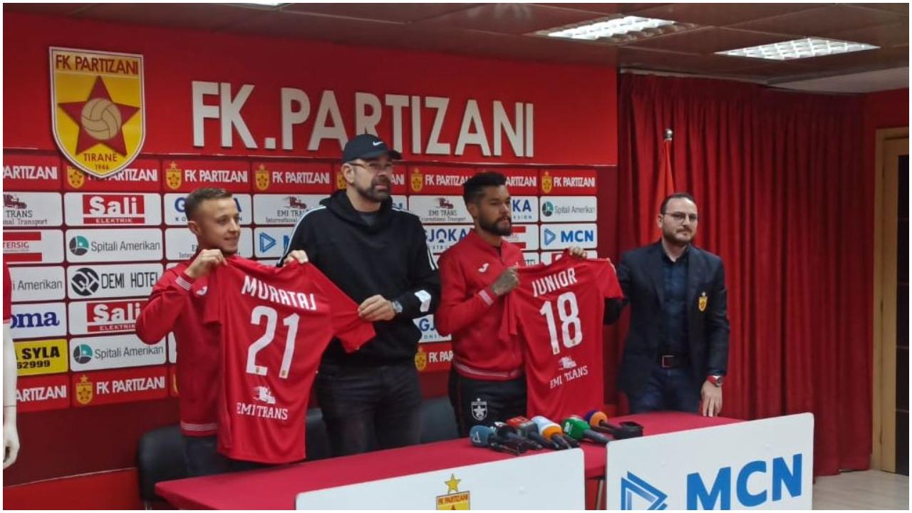 """Shpërthen Partizani: Konfirmohen Mëllugja, një """"armik"""" dhe Dominguez"""
