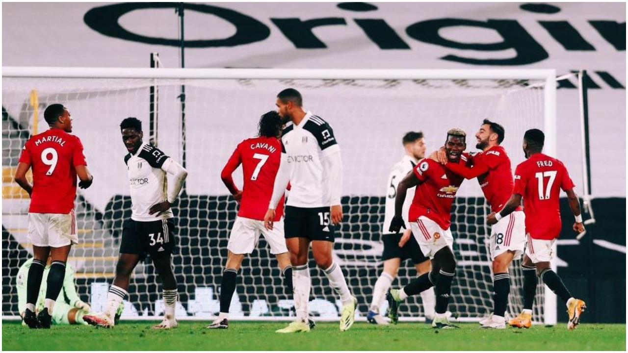 """Eurogoli ndaj Fulham, Pogba: U befasova, s'e dija që kisha një """"sallake"""" të tillë"""