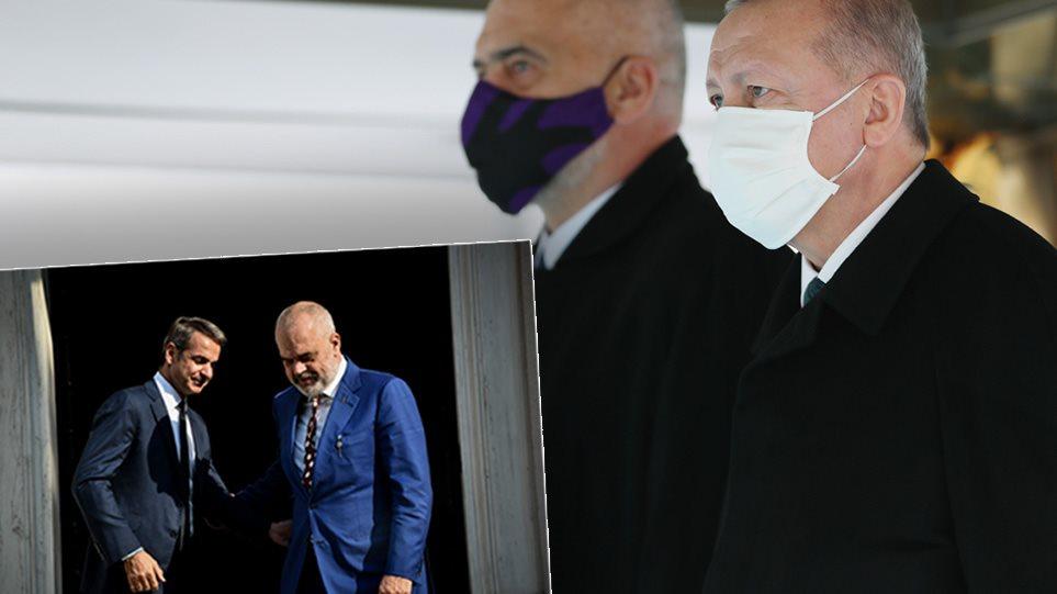 Bild shkruan për kryeministrin shqiptar si negociator mes Turqisë e Greqisë: Rama, ndërtuesi i urave