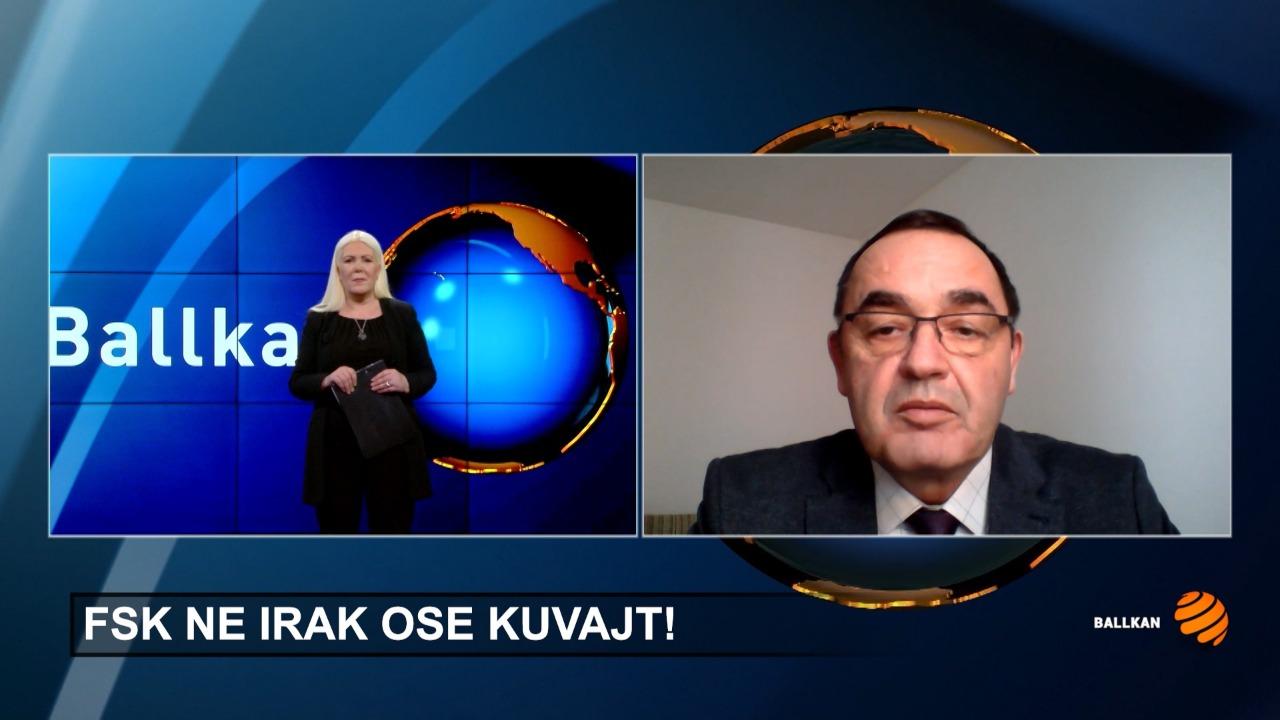 Ekskluzive-Ballkan/ Dy kontingjente të FSK-së shkojnë me ushtrinë amerikane në Irak ose Kuvajt