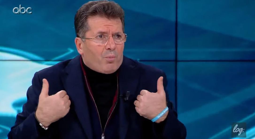 """""""Mik me italianin që del në përgjimet e Ndraghetës"""", ironizon Mediu: Ka gradaçela Nard Ndoka?!"""