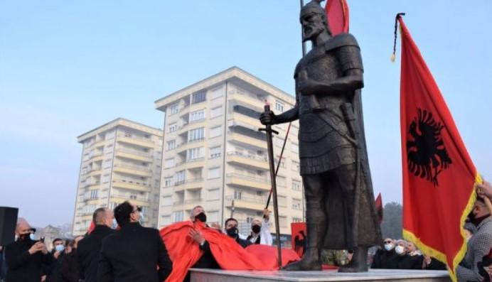 Shtatorja e harruar e Skënderbeut në Prizren
