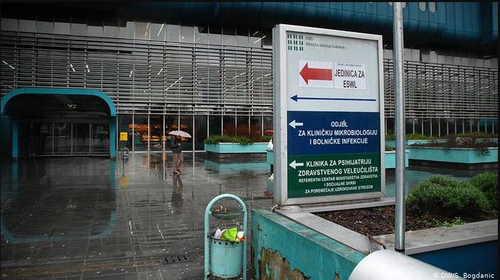 Tërmet në mes të pandemisë, spitalet në Kroaci në gjendje të jashtëzakonshme