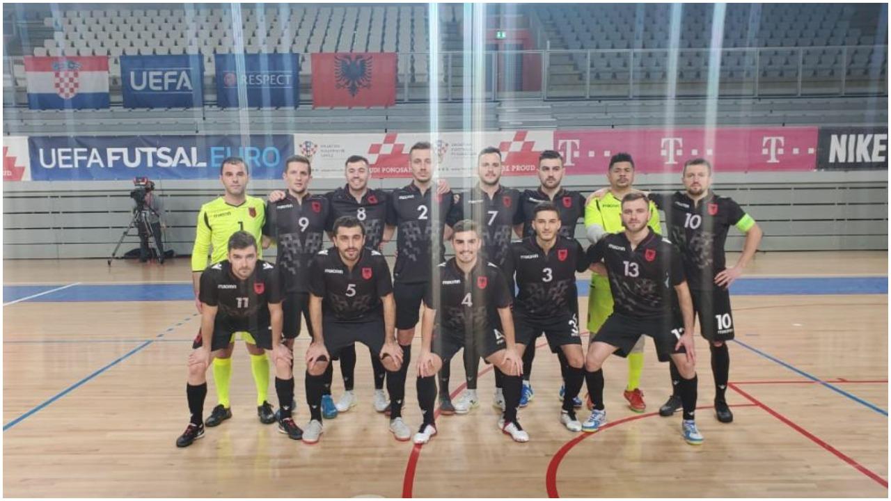 """Futsallë/ Shqipëria e nis me humbje, Kroacia na mposht me """"poker"""""""