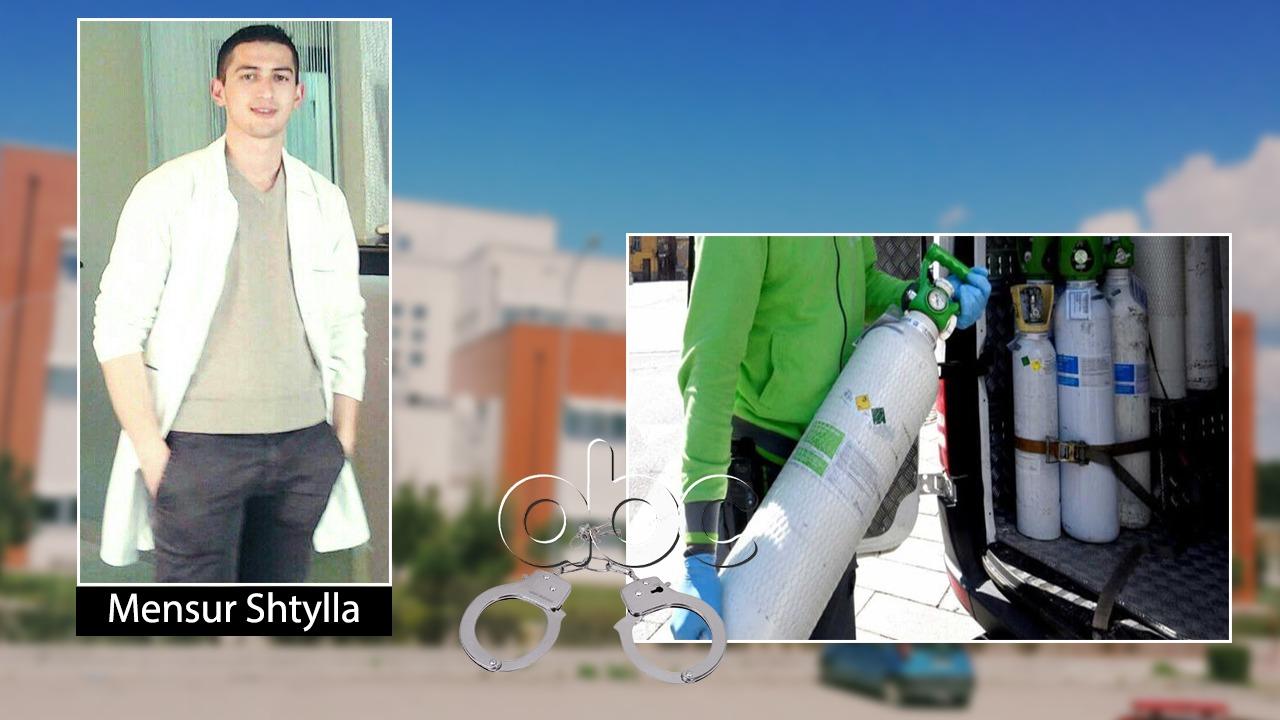 Lekë për të mbajtur frymën, si u kap oksigjenisti i Kavajës që boshatisi 30 bombola nga spitali