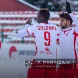 """VIDEO/ Triumfojnë Partizani e Tirana, Apolonia tregon """"muskujt"""" me Laçin"""