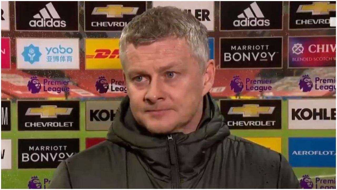 United me një këmbë në gjysmëfinale, Solskjaer: Nuk ishte një mbrëmje perfekte