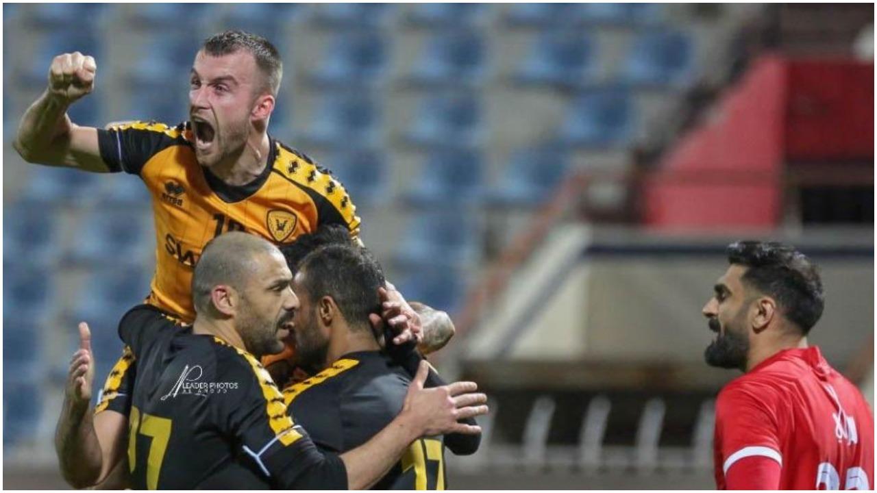 VIDEO/ Lorenc Trashi gjen golin e parë në Kuvajt, shënon në gjysmëfinale