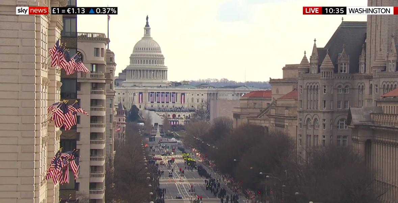 Ndodhet shumë pranë Kapitolit ku inagurohet Biden, alarm për bombë në Gjykatën e Lartë