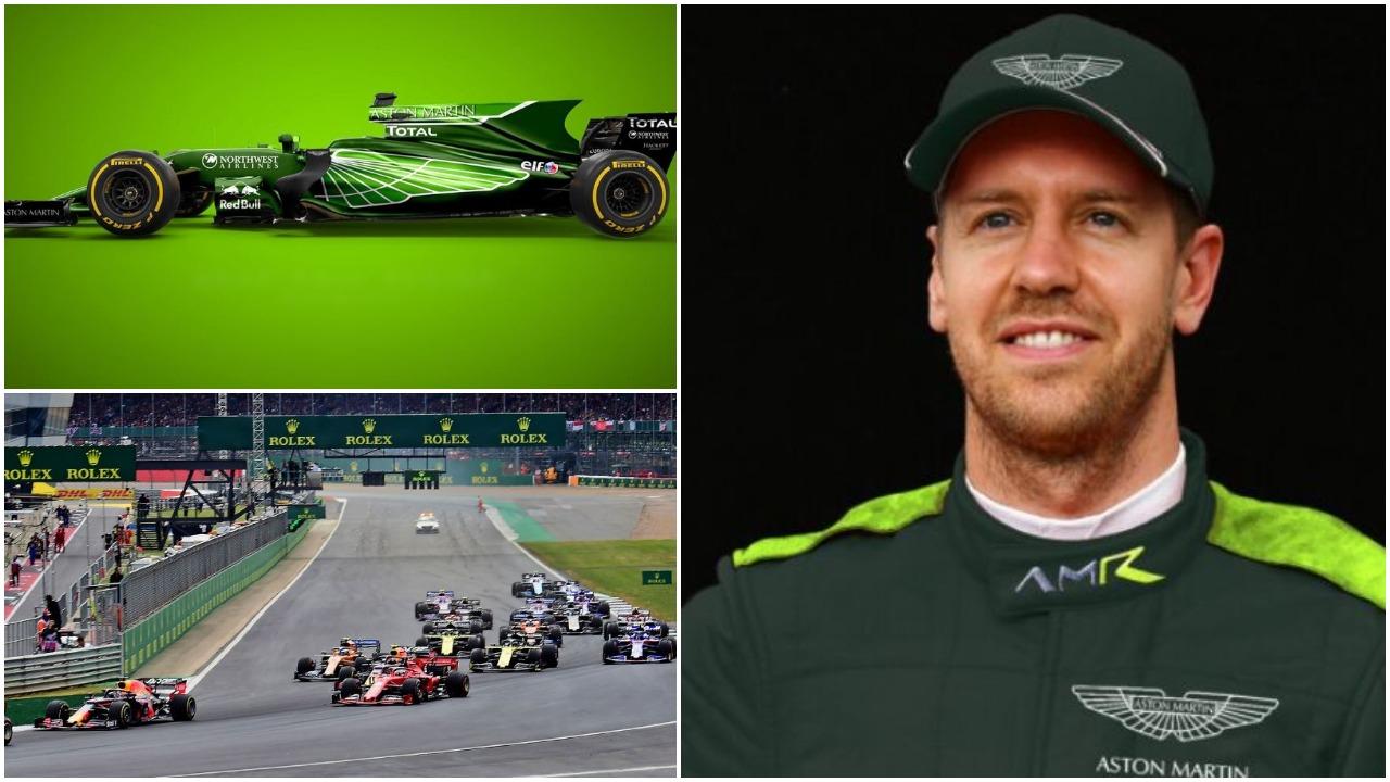 Vettel: Krenar dhe entuziast që jam pjesë e Aston Martin, kam një objektiv