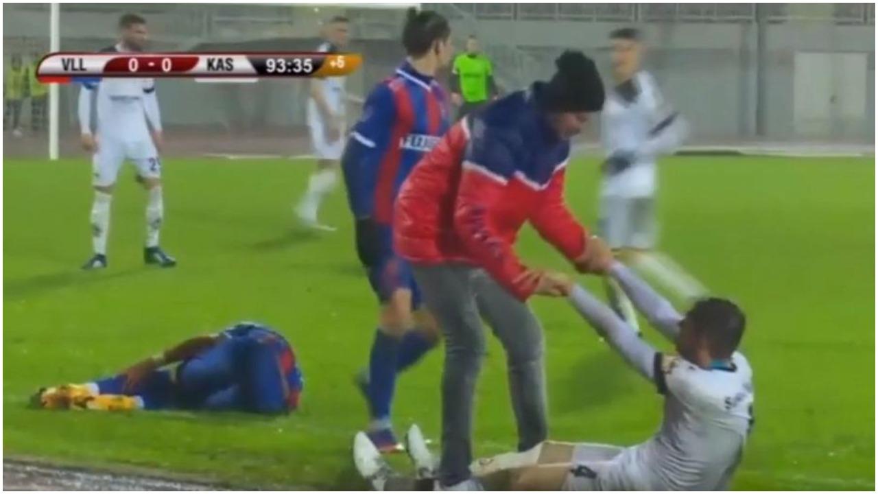 """VIDEO/ Ndërhyrja e frikshme, Da Silva """"sparkatë"""" nga Instagrami Nezirit"""