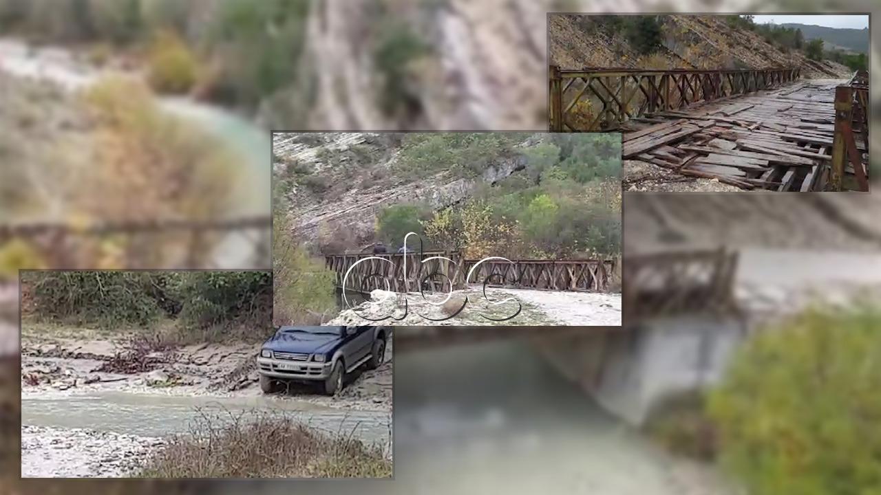 10 fshatrat në Poliçan drejt izolimit, banorët: Duam rrugën dhe urë
