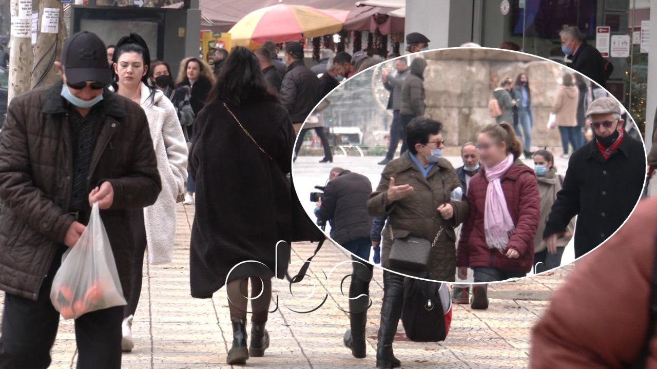 Qytetarët nuk mbajnë maska në rrugë: Nuk kam frikë se jam trim nga Vlora