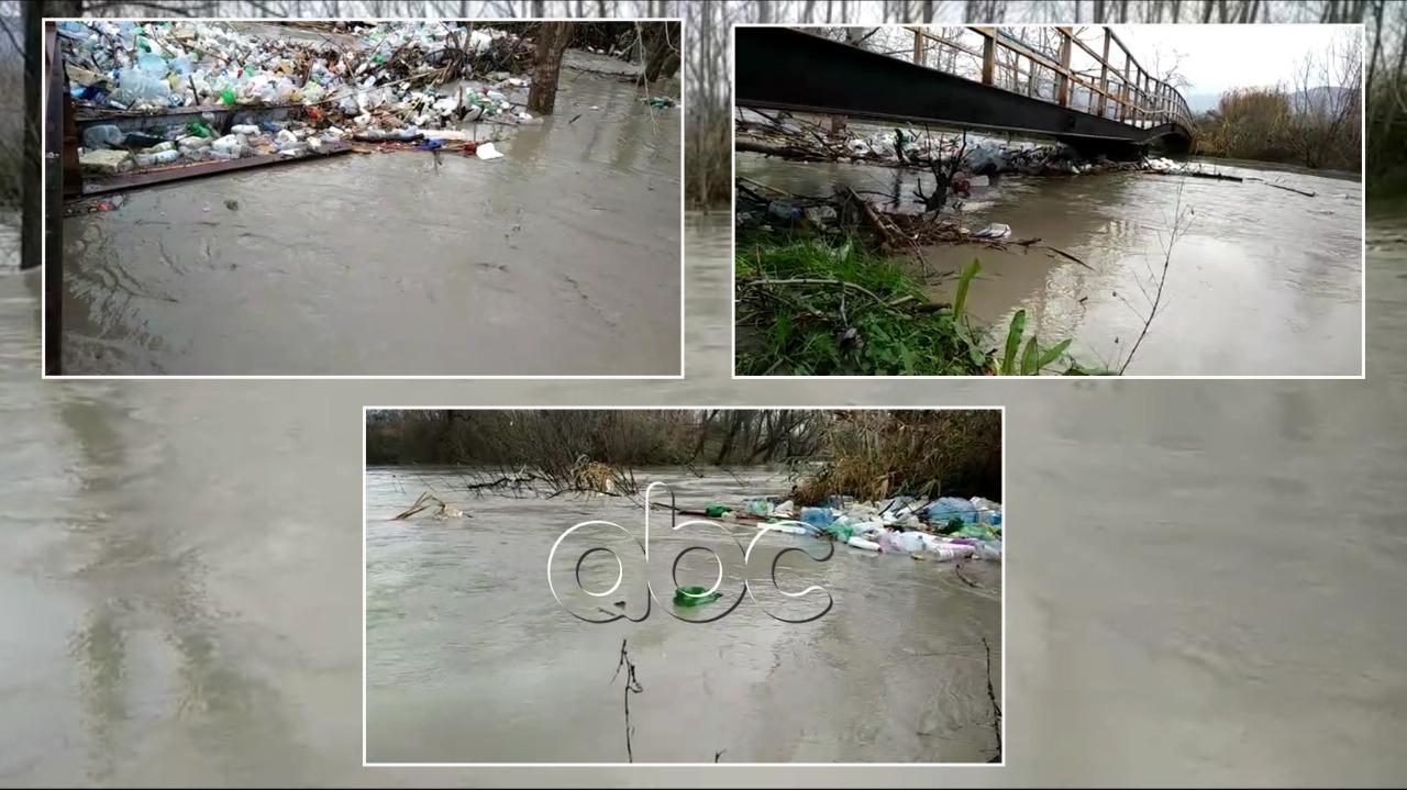 Moti i keq, lumi Ishëm rrezikon të dalë nga shtrati në Fushë-Krujë